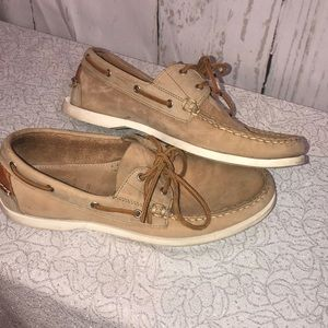 Allen Edmonds Maritime Boat Shoes
